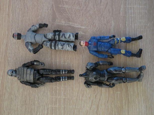 Figurki G.I. Joe 10 cm używane