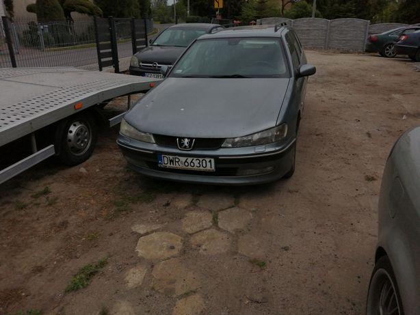 Peugeot 406 2.0 hdi 110km 2003r Wszystkie części