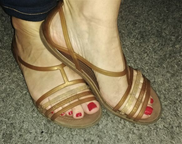 Sandały Crocs Isabella rozm. W5