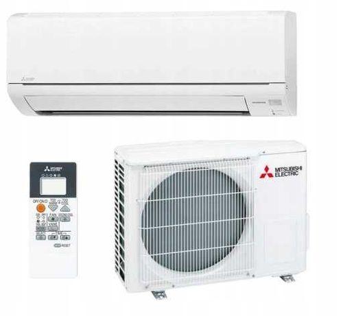 Klimatyzacja Mitsubishi MSZ HR35 z montażem