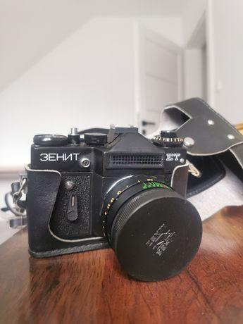Stary aparat ZENIT ET