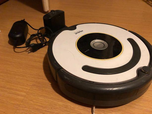 Roomba 630 usado funcional com base carregador