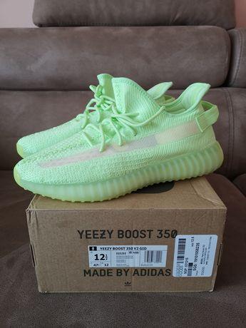 Оригинальные Adidas Yeezy Boost 350 V2 GId Glow EG5293