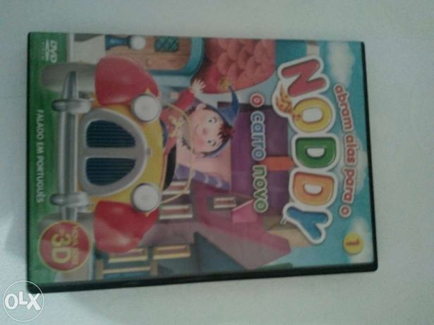 7 Dvds Noddy