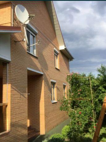 Без комиссии! Двухэтажный дом 243 м2 10 км от Киева Круглик рядом лес