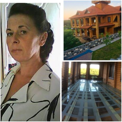 Дом до400м Домработница домробітниця с проживанием Уборка квартиры по