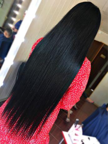 Наращивание волос.Афронаращивание.Кудри.Афролоконы.