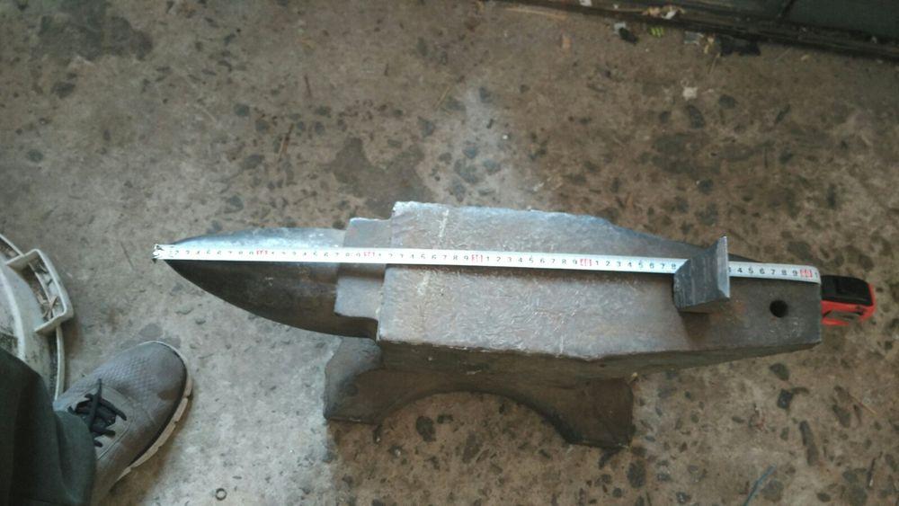 Наковальня с зубилом Чернигов - изображение 1