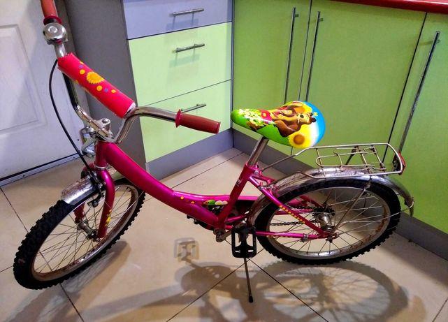 Велосипед Велик Маша