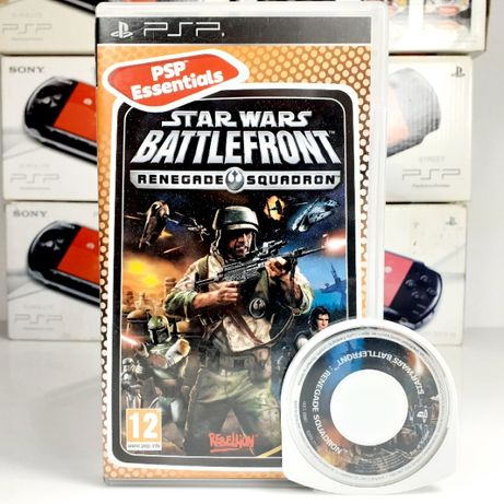 Star Wars Battlefront Renegade Squadron SONY PSP #96