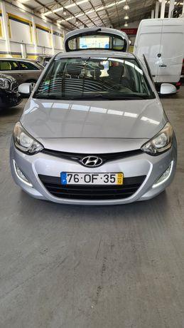 Hyundai i20 crdi 2013 5P