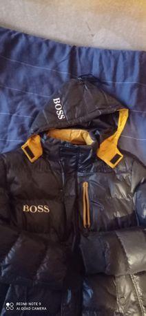 Kurtka zimowa pikowana Boss xl