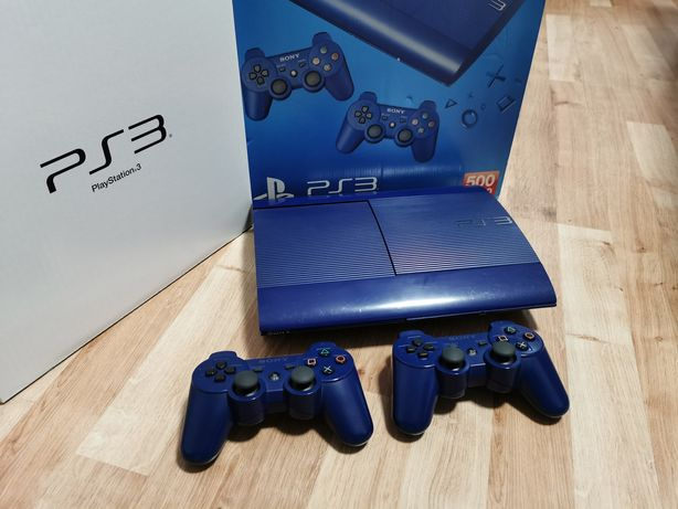Playstation 3 activate blue