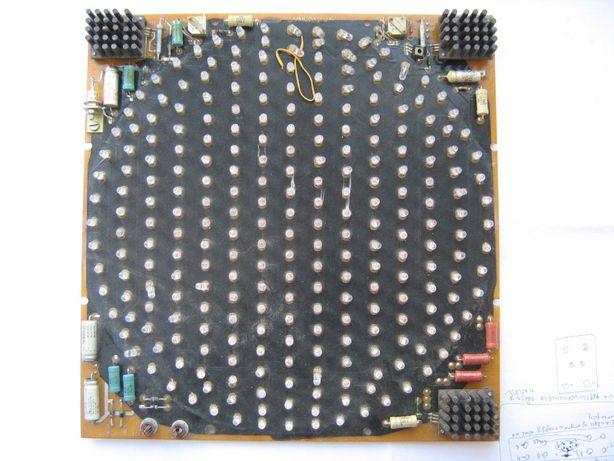 Светодиодные матрицы для светофоров красного свечения