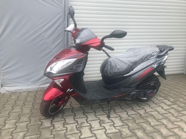 XXL skuter ZIPP QUANTUM RC 125cc duży i piękny Kraków - Szyce HIT