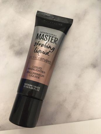 Rozświetlacz w płynie Maybelline master strobing luiquid