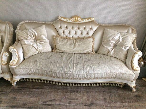 Перетяжка мягкой мебели, диванов, кресел, реставрация матрасов.