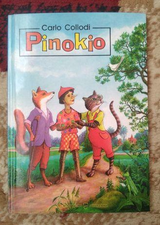 Pinokio- Carlo Collodi