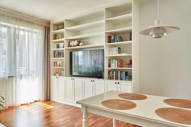 Meble na wymiar - kuchenne, łazienkowe, garderoby, szafy, zabudowy