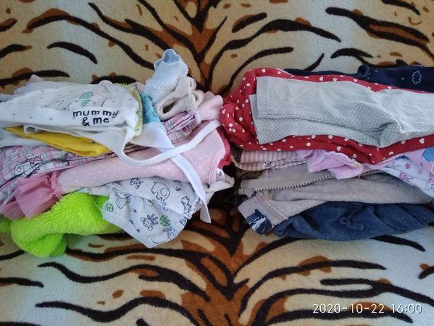 Пакет одежды 56-62р.