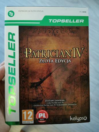 Gra PC - Patrician IV Złota edycja 2 CD