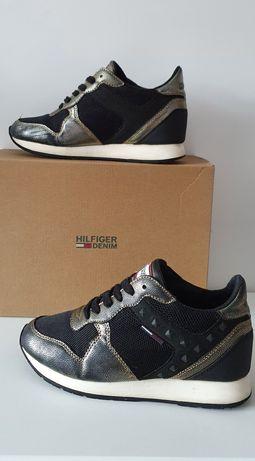 Sneakersy Hilfiger Denim r. 37