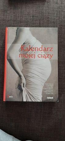 Kalendarz mojej ciąży.  Książka dla kobiet w ciąży.
