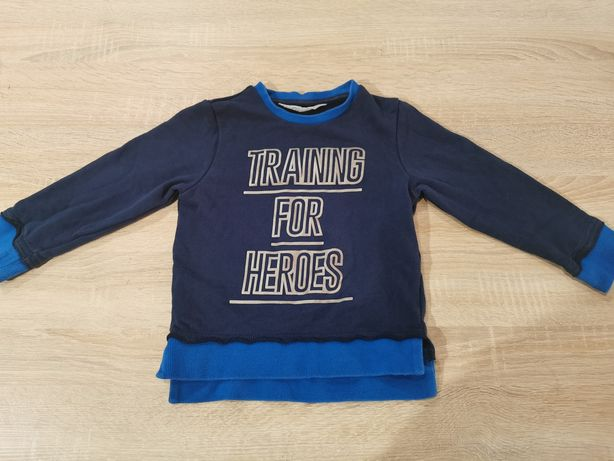 Bluza dla chlopca H&M. 98-104. Stan bardzo dobry