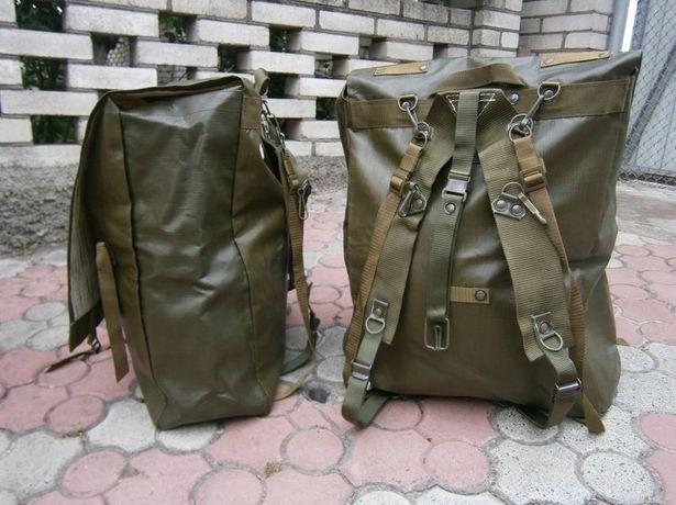 Рюкзак М 85 водонепроницаемый, армия Чехии. 35 л.