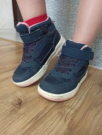 Ботинки хайтопы кроссовки