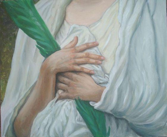 Продам копию картины Вильяма Бугро(фрагмент)
