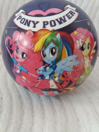 piłka, teczka, ringo i gra my Little pony Equestria Girls