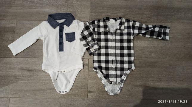 Body koszulowe niemowlęce