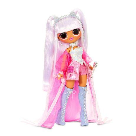 Кукла LOL Surprise OMG Remix Kitty Королева Китти ЛОЛ Ремикс 567240