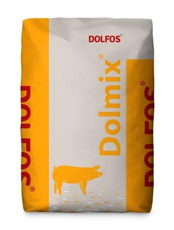 Dolfos Tucznik Super 2,5 % 25 kg - tucznik PREMIKS kurier