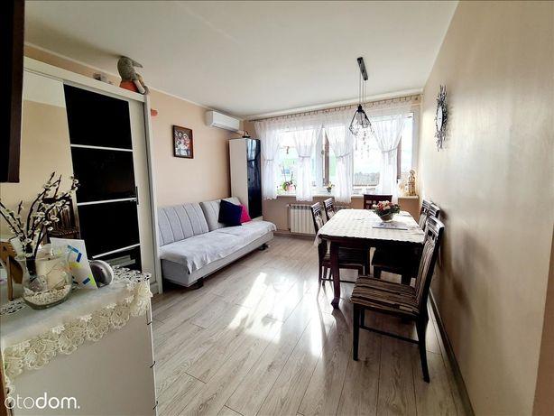 50,7m2, 3 pokojowe mieszkanie,klimatyzacja,rolety!