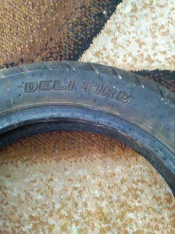 шина  скутер 90/90 R12 Deli Tires производство Индонезия