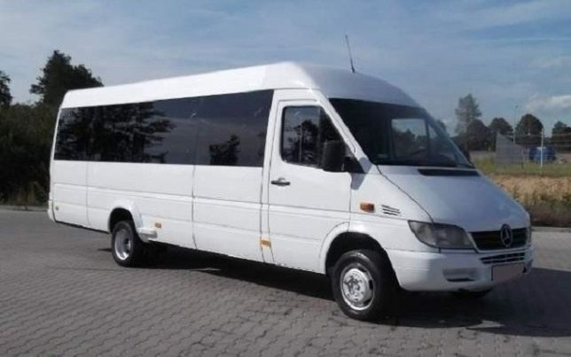 Пасажирські перевезення та оренда мікроавтобуса та автобуса у Львові