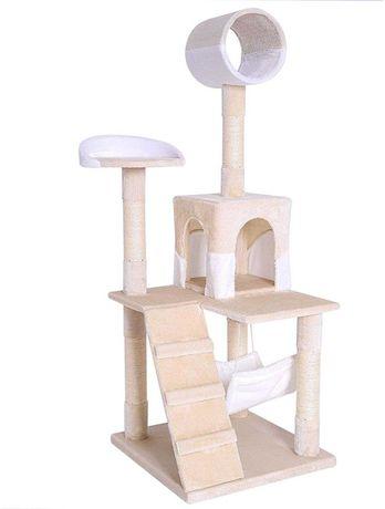 [NOVO] Árvore / Arranhador para Gatos • Altura 133 cm • Várias Cores