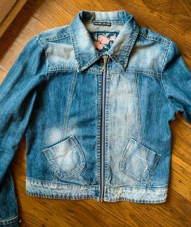 Kurtka dzinsowa,jeans L