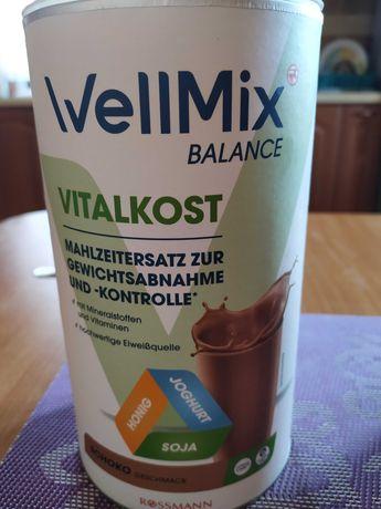 Koktajl odzywczy Wellmix balance