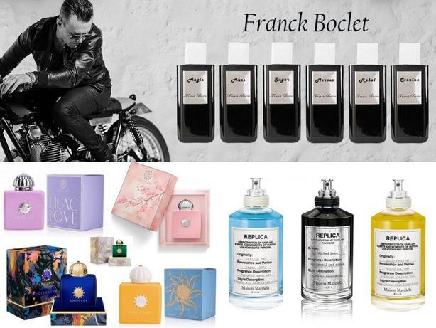Amouage + Franck Boclet + Maison M. Margiela_Распив Оригиналы