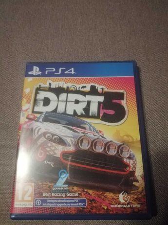 Dirt 5 PS4/PS5 PL