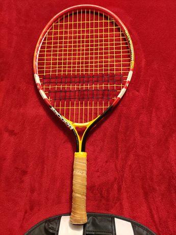 Pierwsza rakieta tenisowa dla dziecka 4-6 lat Babolat Ball Fighter 110