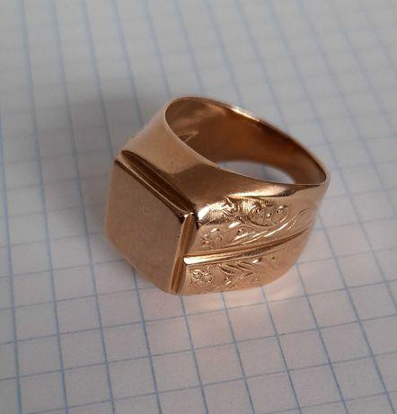 Złoty sygnet pr. 583