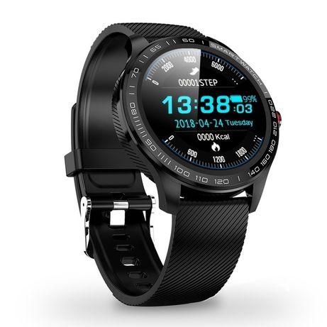 ZEGAREK męski Smartwatch L9 EKG kroki puls sms
