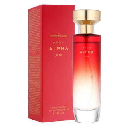 Woda perfumowana dla Niej ALPHA- 50ml