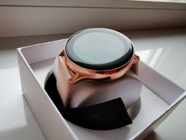 Smartwatch Samsung Galaxy Active Różowe Złoto