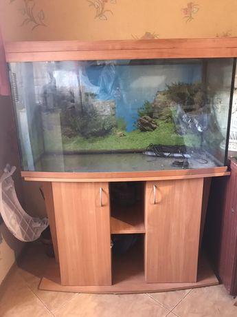 Продам аквариум 400литроа с тумбой