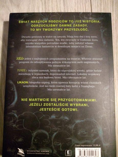Geniusz gra - Przy zakupie 3 książek wysyłka gratis